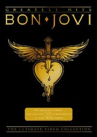 Cover Bon Jovi - Greatest Hits - The Ultimate Video Collection [DVD]